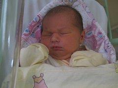Klára Chaloupková se rodičům Markétě a Pavlovi z Kyškovic narodila v mělnické porodnici 9. listopadu 2013, vážila 3,55 kg a měřila 51 cm. Na sestřičku se těší 6letá Anička a skoro 4letá Markétka.