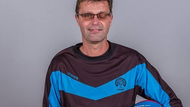 Volejbalový trenér Martin Kop