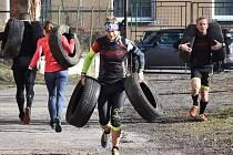 Kralupští gladiátoři na závodě série Excalibur Race v Kladně.