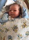 DENIS TÝLE se rodičům Barboře a Davidovi z Mělníka narodil v mělnické porodnici 19. srpna 2017, vážil 3,34 kilogramu a měřil 50 centimetrů. Doma se na něj těší 2letý Davídek.