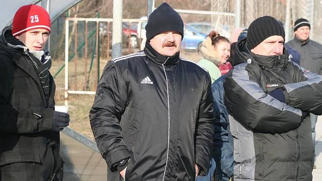 Příprava: Ovčáry - Liberec B