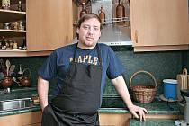 MÁLOKDO má zaměstnání zároveň jako koníčka. Pochlubit se tím může kuchař Martin Šimečík.