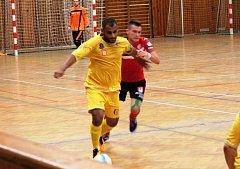 Olympik Mělník - FC Benago Zruč nad Sázavou