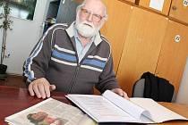 Kroniku Tuhaně píše Jaroslav Mašek už deset let.