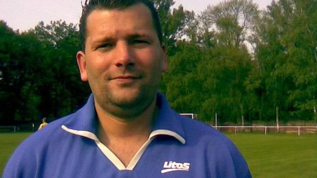 Michal Kurucz, trenér Slovanu Horní Beřkovice