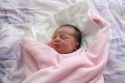 KLÁRA VELTRUSKÁ se rodičům Kateřině a Romanovi z Mělníka narodila 21. března 2018 v mělnické porodnici, vážila 3,43 kg a měřila 51 cm. Doma se na ni těší 2letý Patrik.