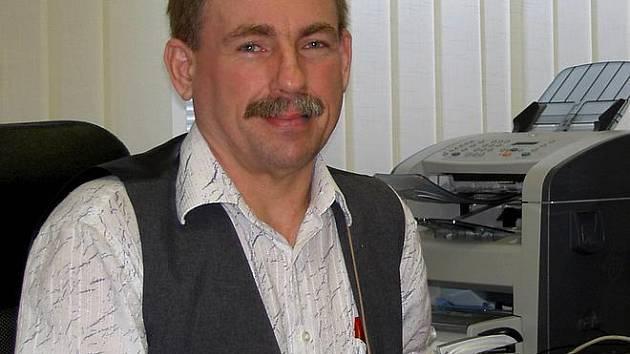 Vladimír Škuta má jasné představy o fungování školy.
