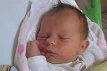 Denisa Morávková se rodičům Petře a Jaromírovi z Tuhaně narodila 30. prosince 2011, vážila 3,30 kg a měřila 50 cm. Na sestřičku se těší 2letá Kačenka.