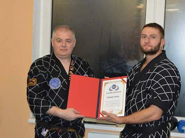 V Mělníku se sešli příznivci bojového umění Hapkida na tradičním víkendovém semináři.