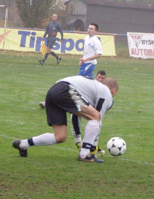 Libiš (v bílém) - Velvary (4-2)