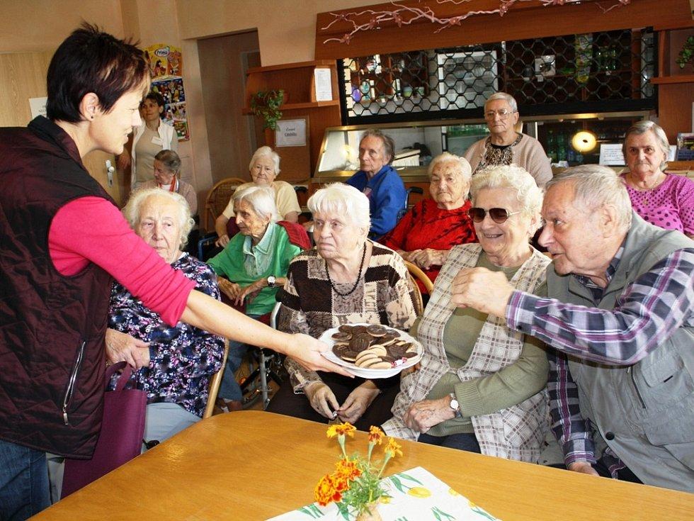 Domov pro seniory.