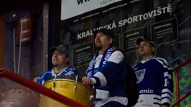 Kralupští hokejisté zažívají velmi povedený start do nové sezony.