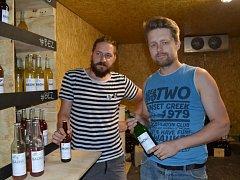Jiří Říha (vpravo) a Jan Pustějovský.