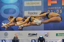 Kralupské trio Zuzana Reissová, Radka Cihlářová a Tereza Cihlářová vyhrálo mistrovství světa v aerobiku pořádané na ostrově Martinik.