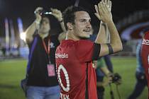 V českých barvách. Jakub Polák si udělal velké jméno v malém fotbale, s reprezentací dokonce vyhrál v letech 2016 a 2017 mistrovství Evropy, respektive světa.