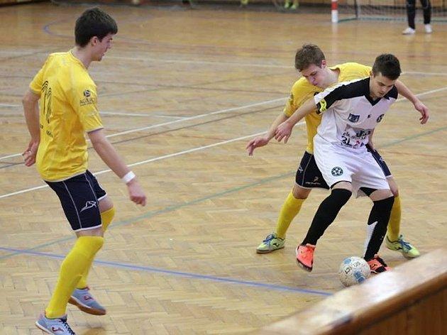 Liga U18: Olympik Mělník - Démoni Č. Lípa