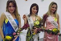 Dívka roku 2009 v Neratovicích.