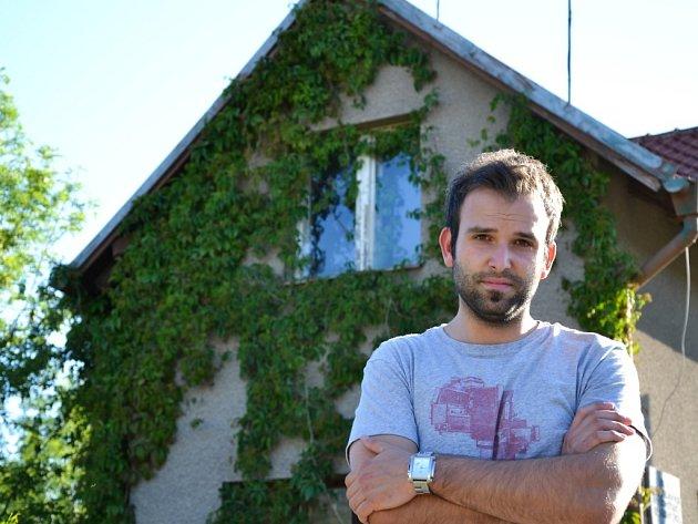 Jihlavský rodák Jan Poukar se o osud Jana Palacha začal zajímat už před lety