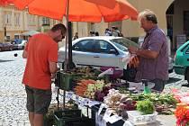 Trhy v Mělníku probíhají tak jako v předešlých letech každou sobotu až do dušiček na náměstí Míru.