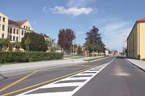 Mšeno získalo cenu za rekonstrukci Boleslavské ulice.