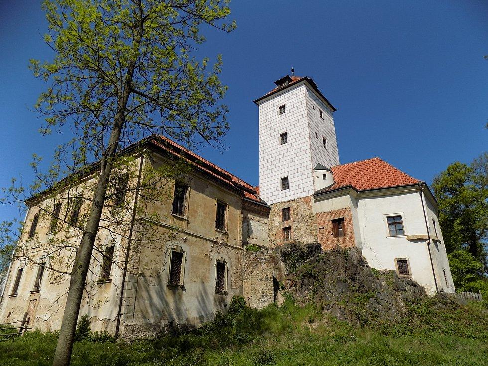 Lobkovický zámek.