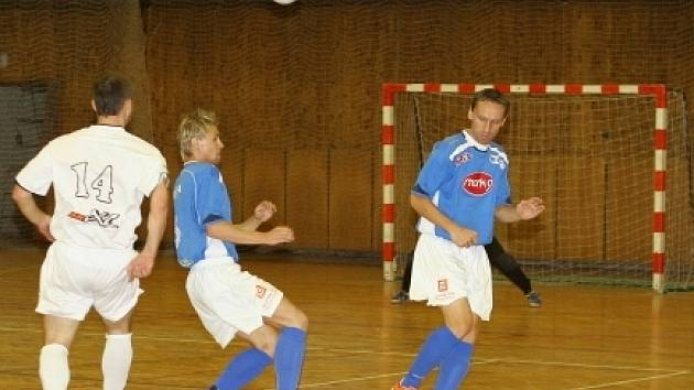 Futsalový Olympik bude mít od nové sezony dva týmy dospělých v kvalitních soutěžích. Vedle druholigového A týmu bude působit rezerva v divizní skupině A.