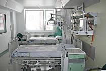 Mělnická nemocnice otevřela novou JIP.