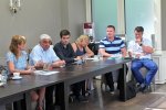 Starostové se sešli se všemi, kteří mají co říct k řešení dopravy na Mělnicku.