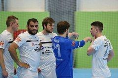 Olympik v posledním domácím utkání sezony podlehl Litoměřicím.