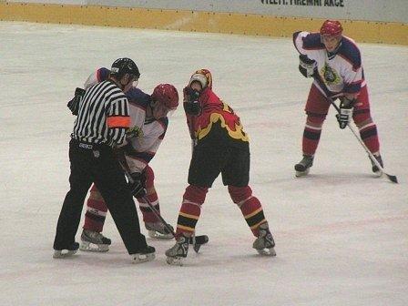 Budou mělnickým hokejistům ležet u nohou i hokejisté Kobry? Na to dá odpověď zítřejší utkání 19. kola.