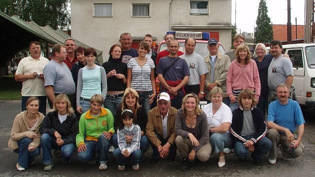 Sbor dobrovolných hasičů SDH Blata.
