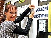 Volby 2014 v Mělníku.