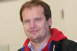 Trenér Jan Boháček