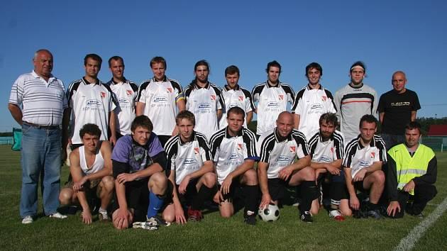 Vítěz okresního přeboru 2008/2009: AFK Veltrusy