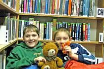 Do kralupské knihovny se děti na Noc s Andersenem každý rok rády vracejí.