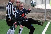 Jarním hracím dnem domácích zápasů fotbalistů FC Beck Mělník bude sobota.