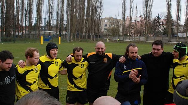 Ragbyový klub RC Kralupy zanedlouho oslaví deset let.