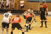 Florbalisté Kralup vyřadili ve 4. kole poháru Panthers Praha.