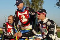 Celkové pořadí MČR: 1. Aleš Dryml, 2. Tomáš Suchánek (oba Pardubice), 3. Matěj Kůs (Markéta)
