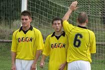 Fotbalový memoriál v Lužci