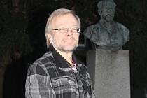 Učitel kralupského gymnázia Zdeněk Vacek.