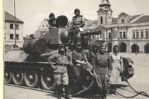 Konec druhé světové války na Mělnicku.
