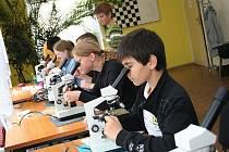 Nejlepší mladí biologové kraje soutěžili v Mělníku