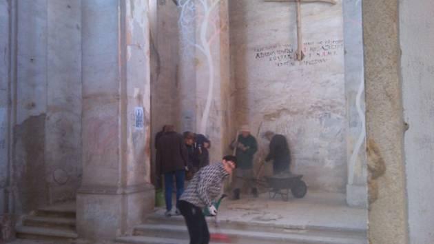 Kostelíček Sv. Ducha Liběchov