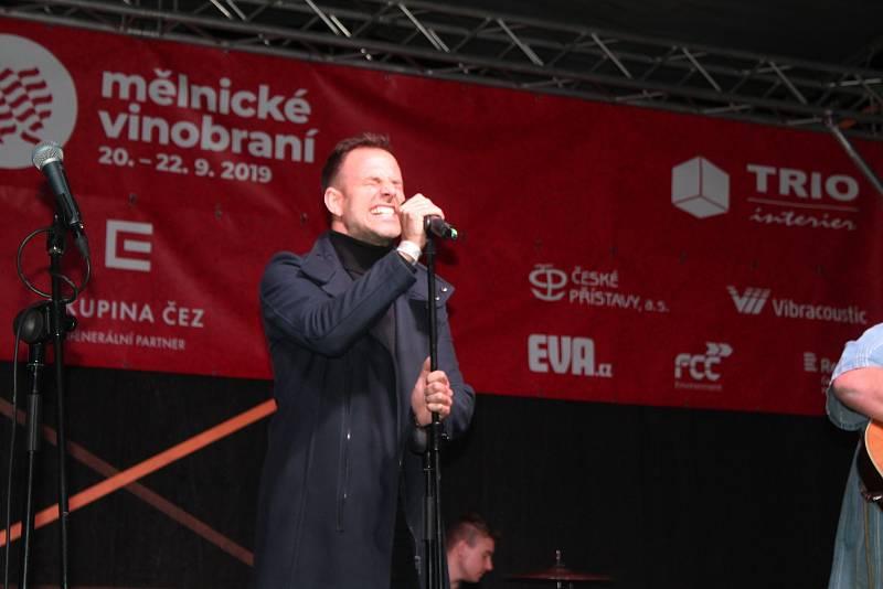 Z Mělnického vinobraní 2019.