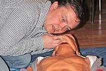 Záchranáři v Mělníku pořádali kurz první pomoci.