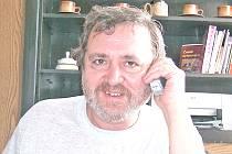 Ředitel Společenského domu v Neratovicích Ivan Fried