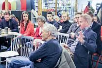Diskuze z pravidelného cyklu Café Evropa v regionech se uskuteční také v Mělníku.