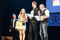 Každý oddíl, spolek nebo sportovní klub ve městě nominoval své tři absolutně nejúspěšnější sportovce za minulý rok, kteří dostali čestnou plaketu a diplom.