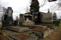 Pokud už musíte fetovat, rozhodně tak nečiňte na hřbitově.